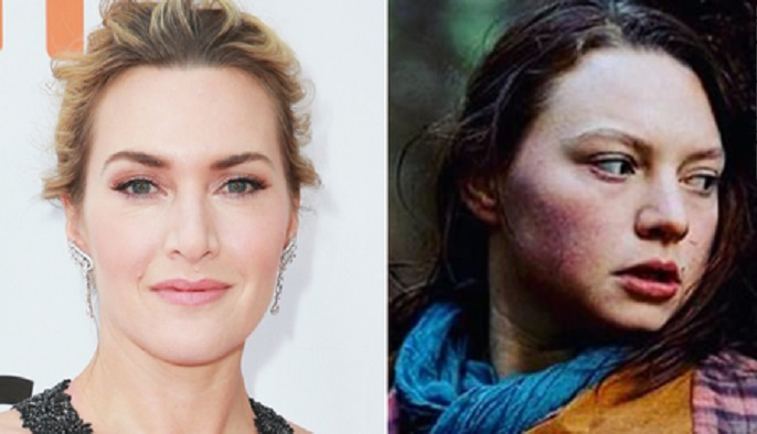 Kate Winslet's daughter slips 'under the radar' to follow in her mother's footsteps