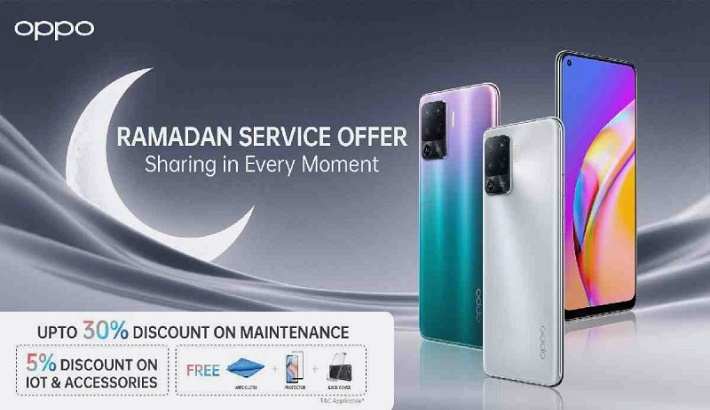 OPPO introduces brand service offer during Ramadan