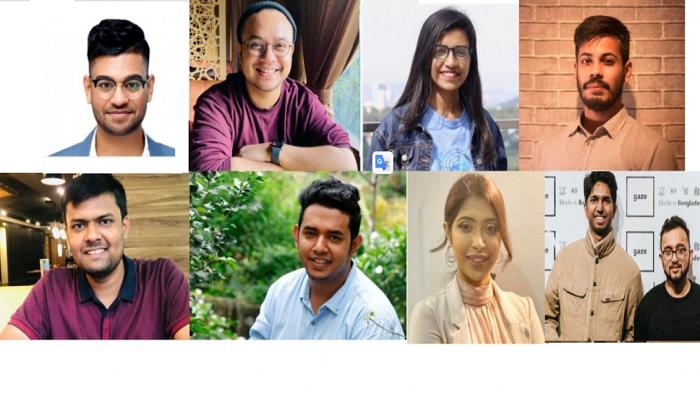 Nine Bangladeshi youths on Forbes list