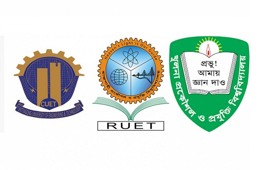 Combined admission test for engineering varsities on June 12