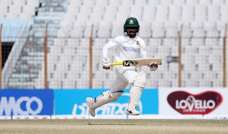 Bangladesh opt to bat first in 1st Test against Sri Lanka