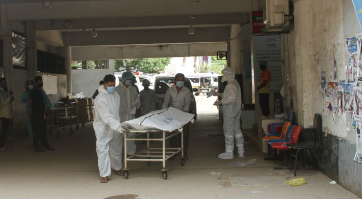 Covid 19: Bangladesh records 95 deaths, 4,280 new cases