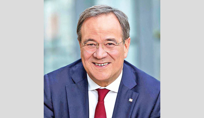 Merkel party backs Laschet as chancellor candidate