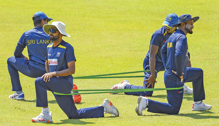 Sri Lanka turn to speed for a Test lift