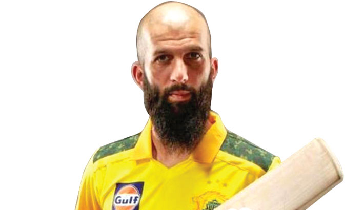 Moeen stars for Chennai in captain Dhoni's 200th game