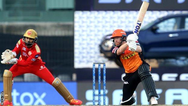 IPL: Jonny Bairstow guides Sunrisers Hyderabad to first win against Punjab Kings