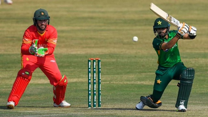 Zimbabwe send Pakistan in to bat in first T20I