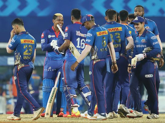 Delhi Capitals beat Mumbai Indians by six wickets