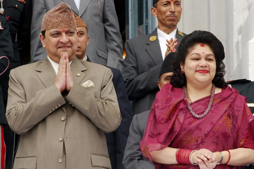 Nepal's ex-royals test positive after India religious festival