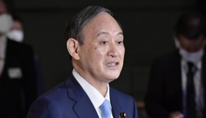 Japan PM Suga cancels planned visit to India, Philippines
