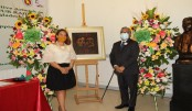 Bangladesh Embassy in Manila hands Bangabandhu artwork to Jose Rizal Museum