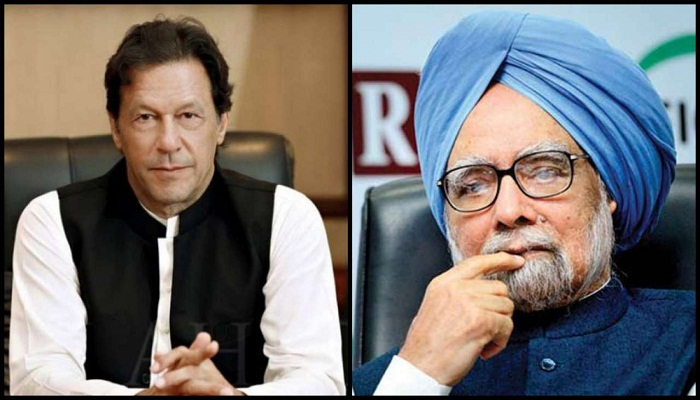 Pak PM Imran Khan wishes former Indian PM Manmohan Singh speedy recovery from COVID-19