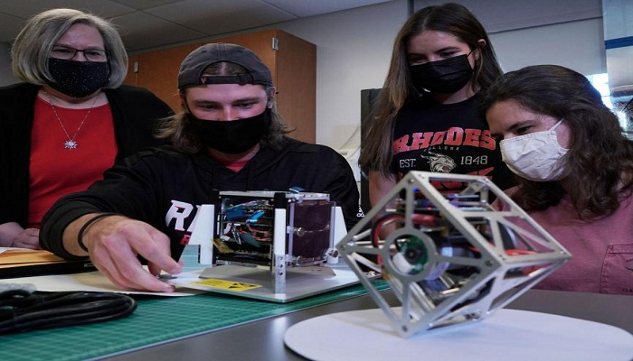 NASA to launch Rhodes College satellite into space