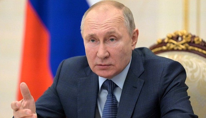 Russia's Putin to give key speech amid tensions with West