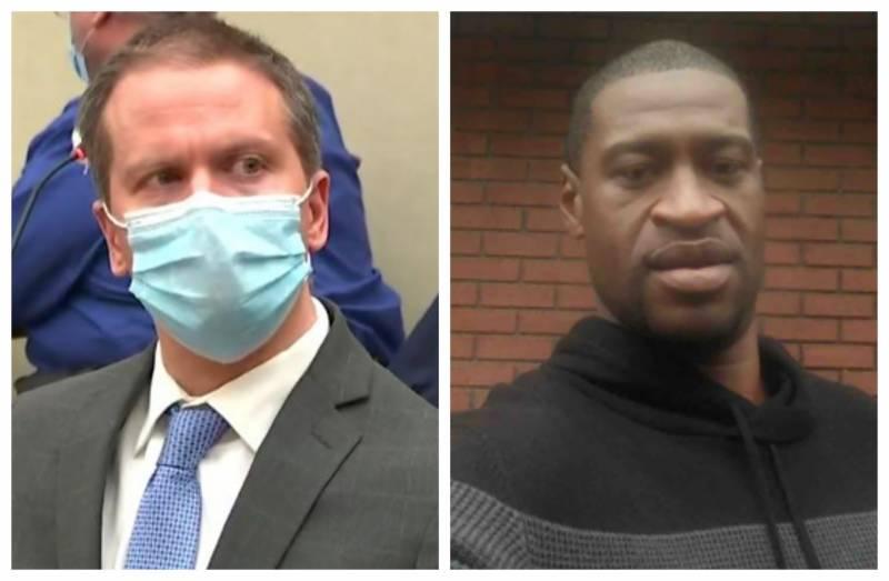 US jury finds ex-officer guilty of Floyd murder