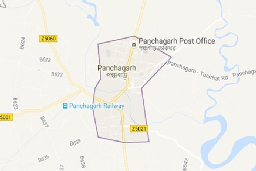 2 children die in sand mound collapse in Panchagarh