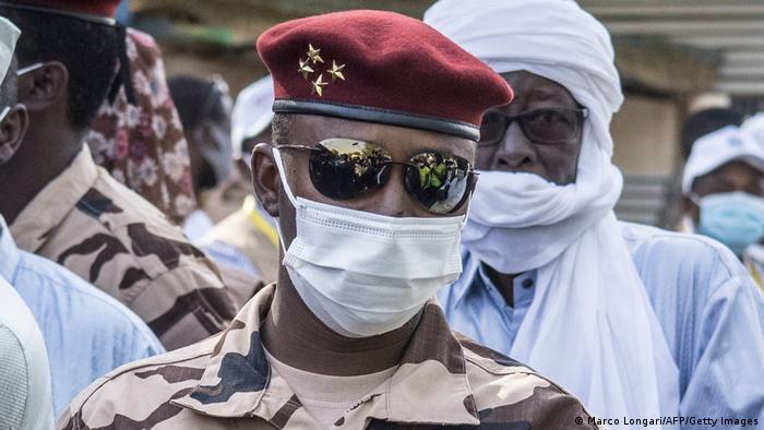 Slain Chad leader's son takes power as rivals slam 'coup'