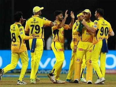 CSK beat KKR by 18 runs
