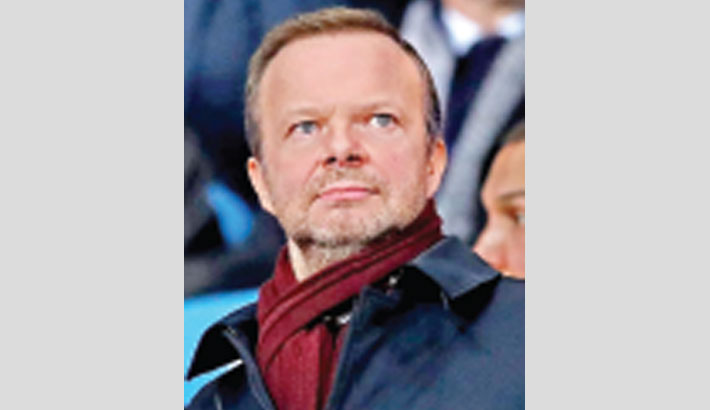 Ed Woodward to leave Man United