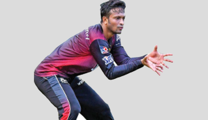 SHAKIB LOST HIS PLACE IN KKR