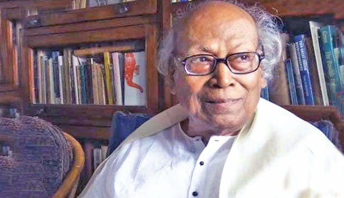 Noted Bengali poet Shankha Ghosh dies of corona