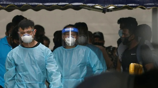 Singapore quarantines hundreds after dorm workers infected with coronavirus