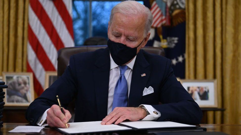 Climate change: Biden summit to push for 'immediate' action