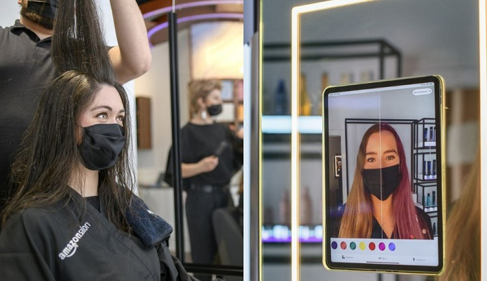 Amazon is opening a hair salon in London