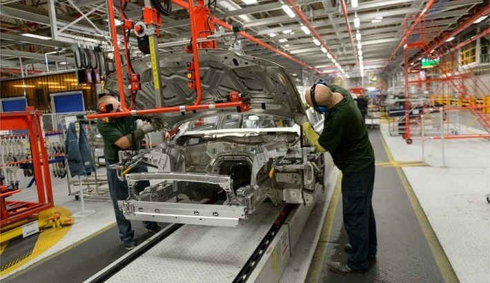 Jaguar Land Rover to suspend output due to chip shortage