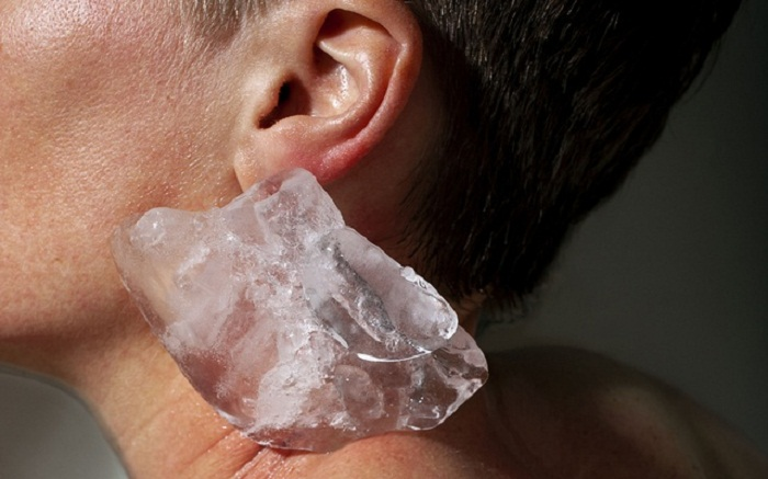 Ice for sore muscles? Think again