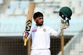 Mominul ends overseas century drought in style