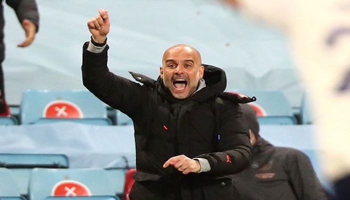 ESL a 'closed chapter' says Guardiola  after win