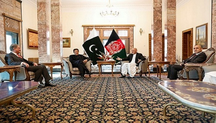 Pakistan has to decide if it wants to be friends or enemy with Afghan: Afghanistan President.