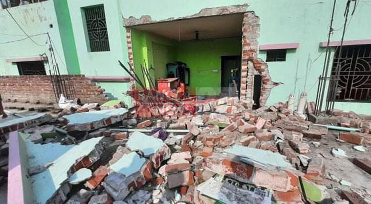 11 injured in Narayanganj gas explosion