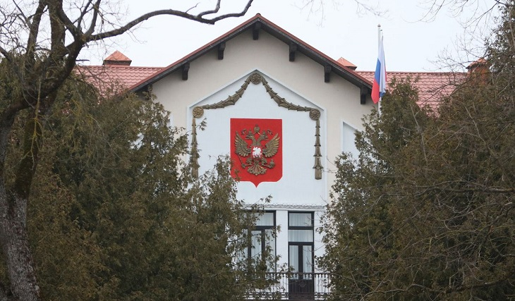 Baltic states expel four Russian diplomats