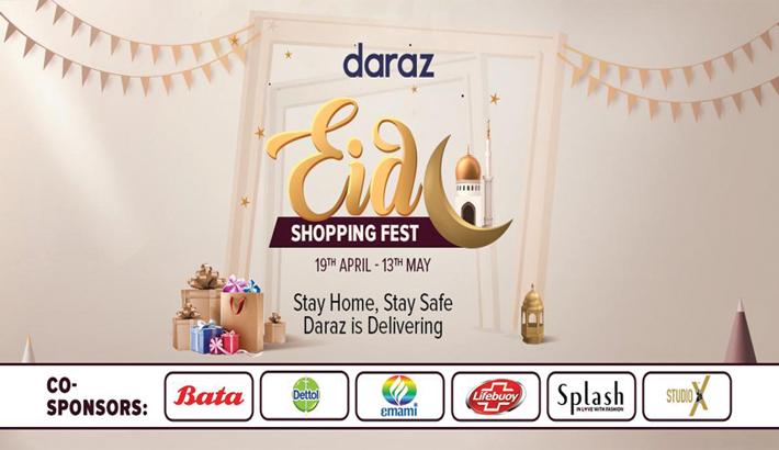 Daraz launches Eid shopping fest