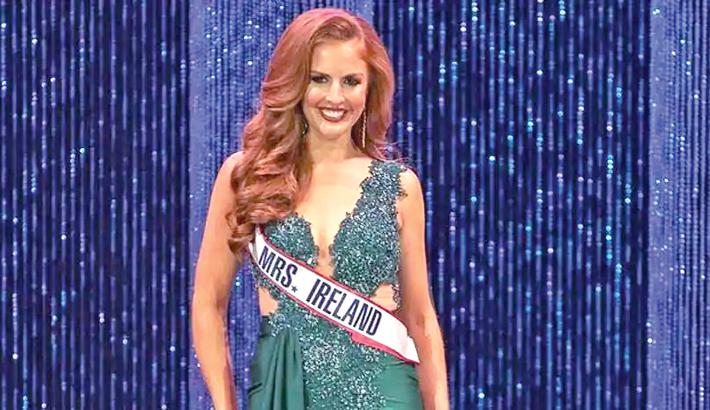 Mrs. Ireland Kate Schneider named new Mrs. World