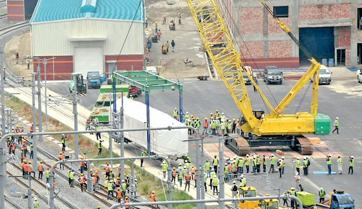 61.49pc work on metro rail ends