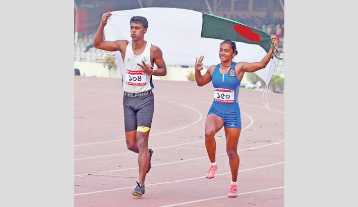 Top sprinters lament lack of facilities