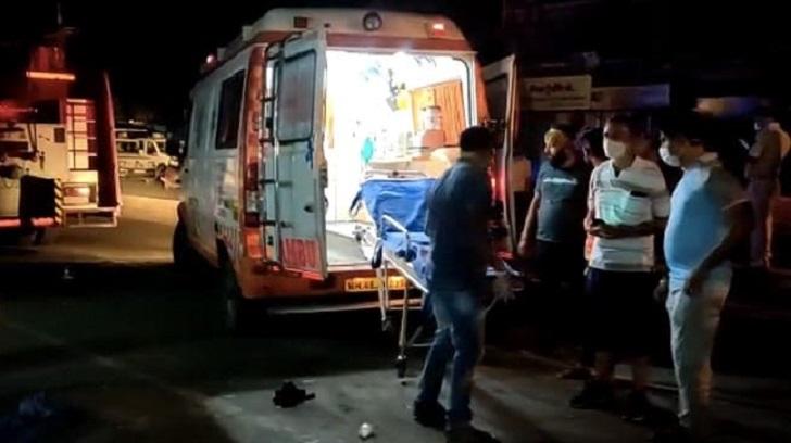 India hospital fire kills 13 Covid patients: official