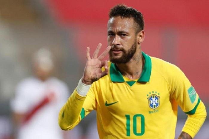 Brazil wants Neymar at Tokyo Olympics