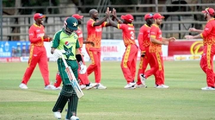 Jongwe snatches four wickets as Zimbabwe surprise Pakistan in T20