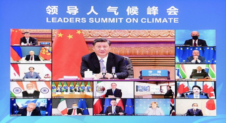 China reiterates climate change commitments, says efforts underway