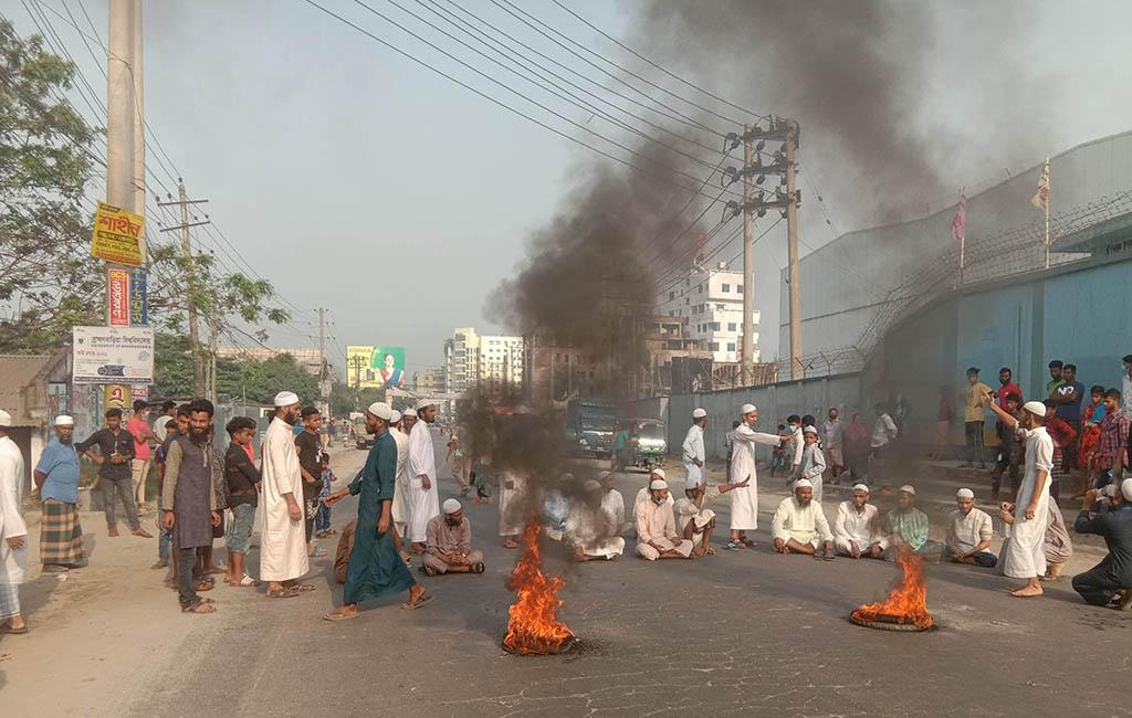 10 more Hefazat men held over Brahmanbaria violence