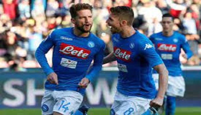 Napoli crush Lazio