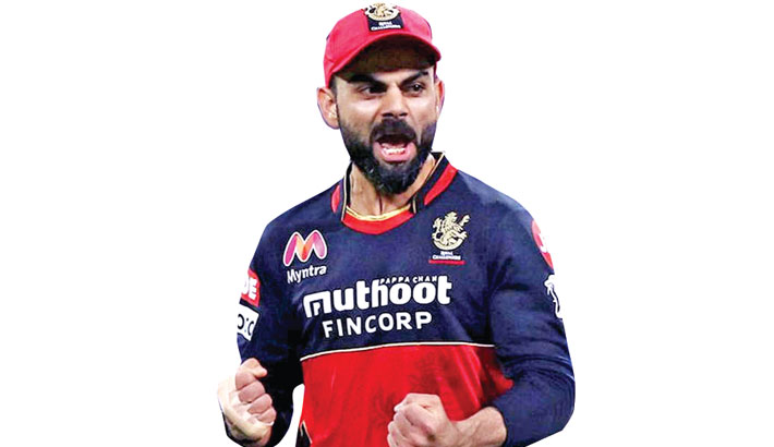 Kohli reaches 6,000-run IPL landmark