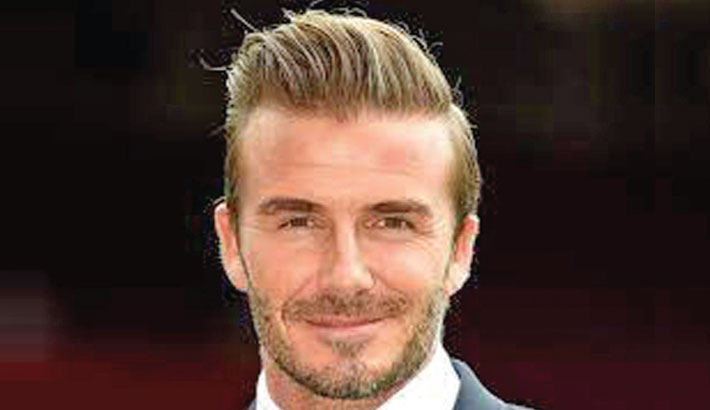 Beckham leads global vaccination campaign