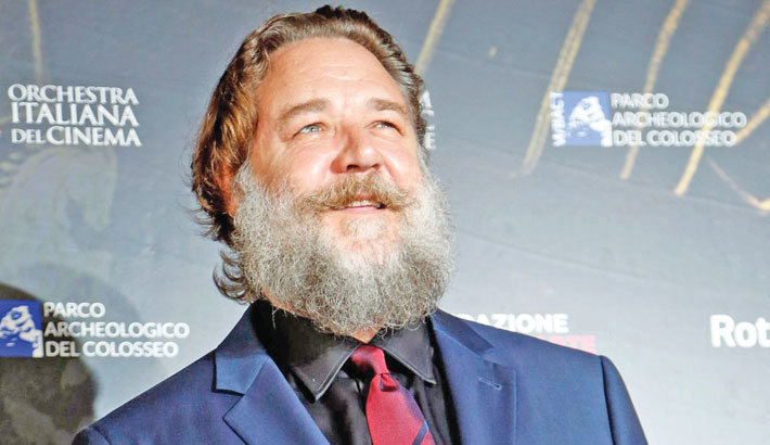 Russell Crowe to play Zeus in 'Thor: Love and Thunder'