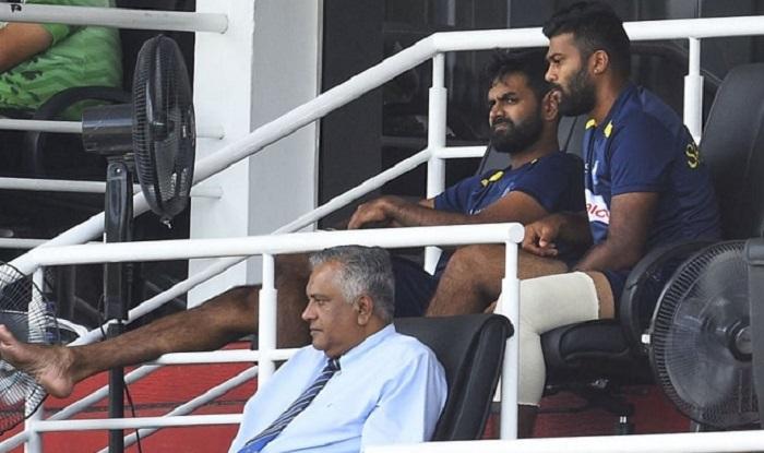 Lahiru Kumara ruled out