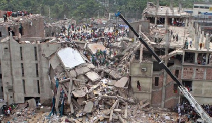 The country recalls Rana Plaza tragedy today with great pain and despair